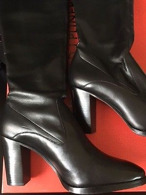Donald Pliner JOAN  Calf Leather Boot Size 9