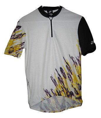 Nike Echelon Cycling Jersey Sz S Small Mountain Bike cycle shirt mens