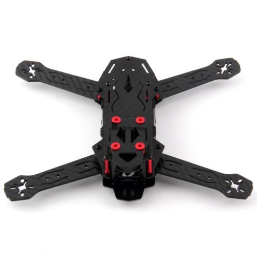 MiniH250 Axis Carbon Fiber Chassis OCDAY-250PRO (Bat Soldiers)