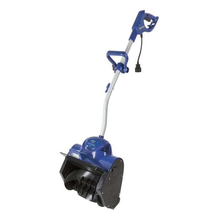 Snow Joe 324E 10 Amp Electric Snow Shovel with Light, 11-Inch