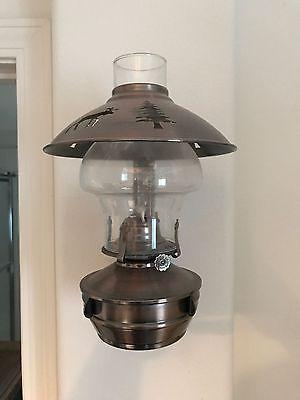 Decorative Kerosene Wall Lamp