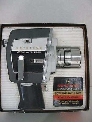 Keystone K-12 Movie Camera