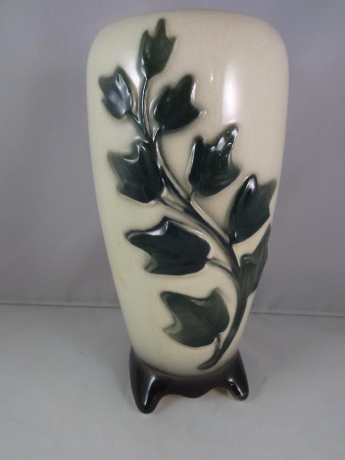 ROYAL COPLEY Art Pottery Vase IVY USA