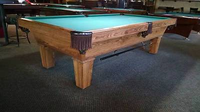 Olhausen 9ft Pool Table