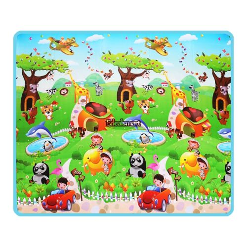 Baby Crawl Foam Floor Play Mat  Toddler Activity  Eductaional Toy Gift  2x1.8m