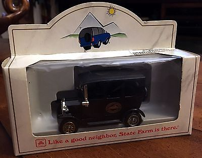 State Farm Insurance ~ Die-Cast Mini Ford Car ~ NEW
