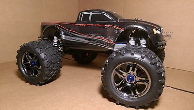 Traxxas E-Maxx Brushless 4WD, TSM, TQI, Self-Righting Monster Truck