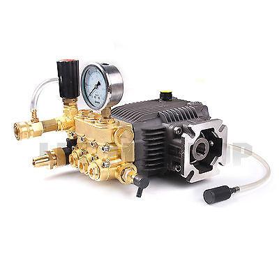 High Pressure Pump Power Washer 3000 PSI 6.5 HP 3/4