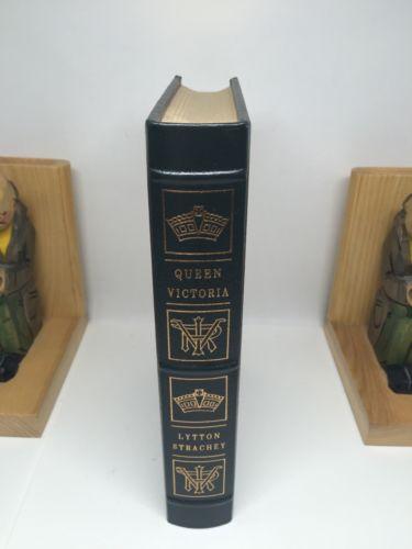Queen Victoria by Lytton StracheyEaston Press Leather Bound