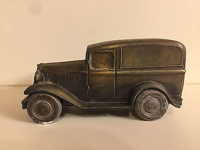 1934 Ford Panel Truck Banthrico Coin Bank
