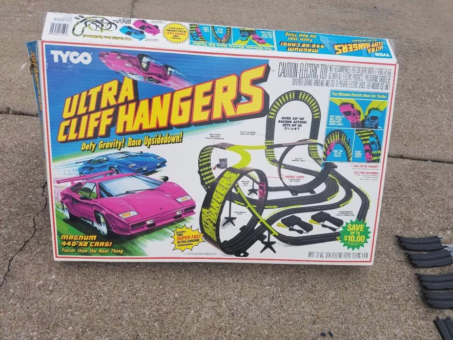 Tyco Cliff Hangers For Sale Classifieds