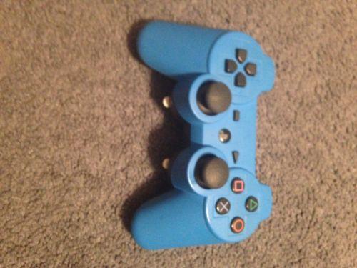 PS3 Blue Scuf Controller