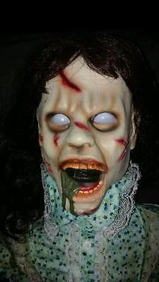 Exorcist Regan Animatronic Device