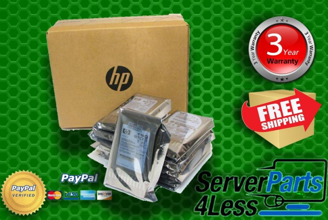 HP G8 G9 600GB 12G 15K 2.5