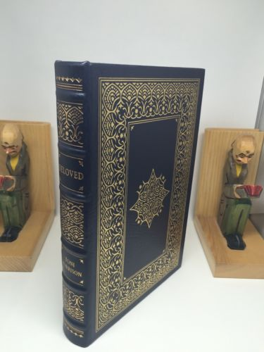 BELOVED by Toni Morrison Easton Press Leather Bound