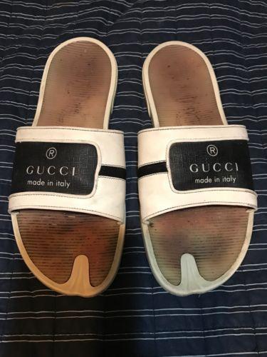 gucci mens sandals
