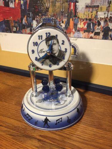 Elvis Presley Anniversary Clock For Sale Classifieds
