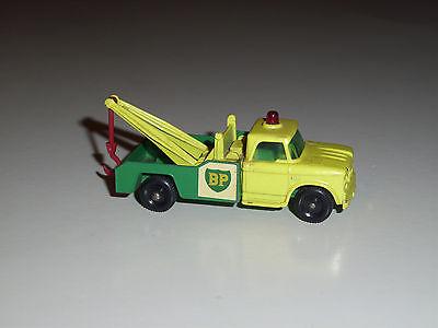 LESNEY MATCHBOX No.13 DODGE WRECK TRUCK BP