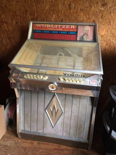 Wurlitzer Jukebox 45 - For Sale Classifieds