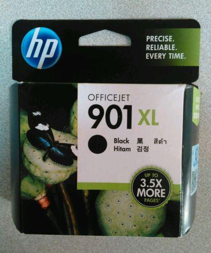 hp Officejet 901 XL Black Ink