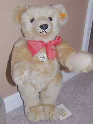 STEIFF CLASSIC TEDDY BEAR 1909