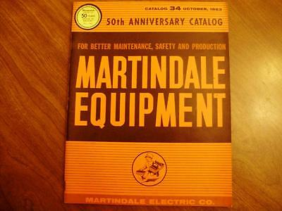 Old Equipment Catalog