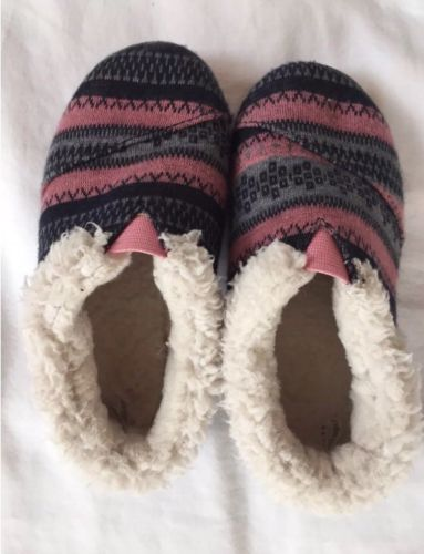 Toms Slippers 7 Toddler
