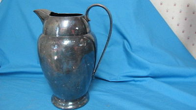 Meriden Silver Plate Company Pitcher