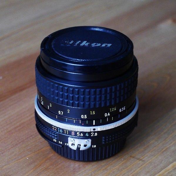 Nikon Nikkor AI 24mm F2.8 Exc ++