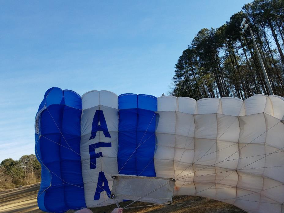 PD-253 AIR FORCE ACADEMY Skydiving Parachute