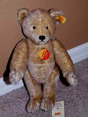 STEIFF ORIGINAL TEDDY BEAR PETSY