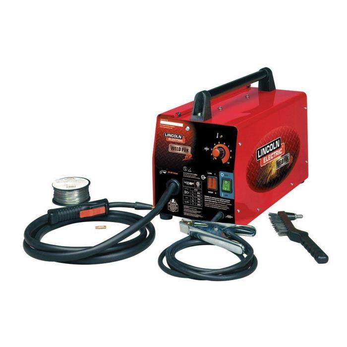 Lincoln Electric Welder Weld Pack HD Feed 20 Amp 115v Welding Machine K2188-1