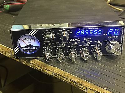 Magnum S-9 AM-FM-SSB 10 Meter Radio