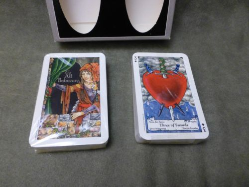 Vintage Playing Cards  International Society Hanson Roberts Tarot 1986 SEALED