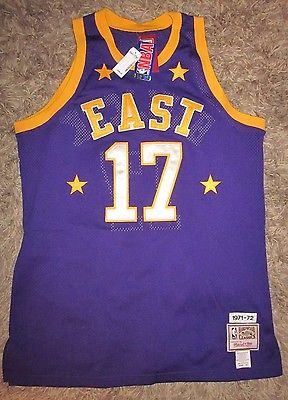 JOHN HAVLICEK All Star Jersey NBA Boston Celtics LA