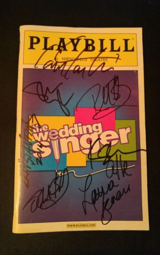 Cast Signed