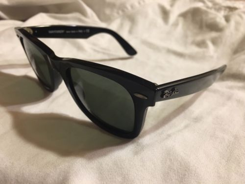 RAY BAN WAYFARER Sunglasses RB2140 901 50-22 3N
