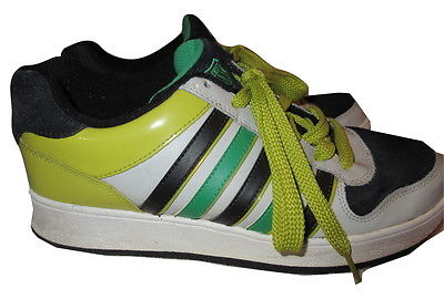 RARE KSWISS K-SWISS CLASSIC Jamaica Colors MEN'S SIZE 8.5 Mens Sneakers Shoes