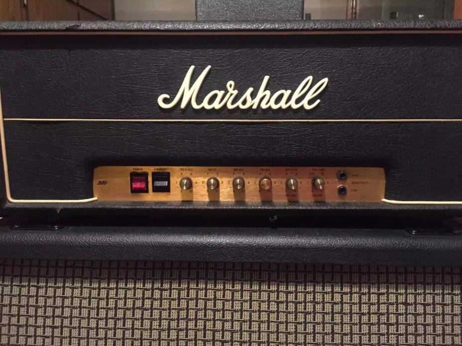Marshall JMP 50 Watt MK 2 Lead  Vintage Head