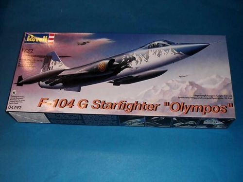 Revell 1/32 F-104 Starfighter Olympus Markings