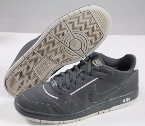 Nike Air Prestige III 3 Shoes Sneakers Men's Size 14 Grey 386114-011