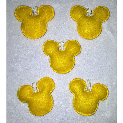 Lot Mickey Mouse Ears ornament party decoration