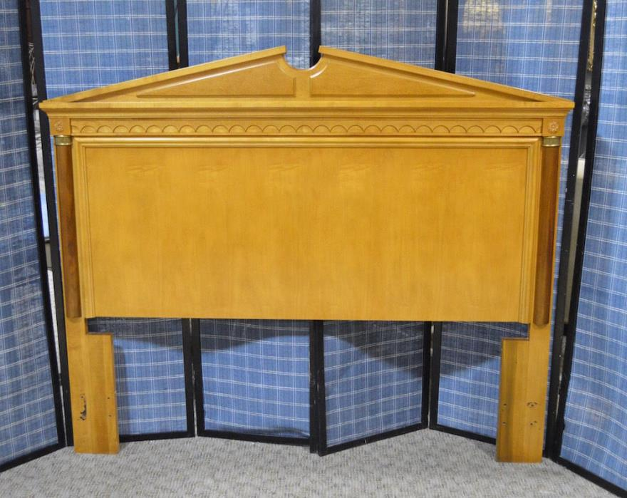 Queen headboard antique for sale classifieds for Furniture r us markham il