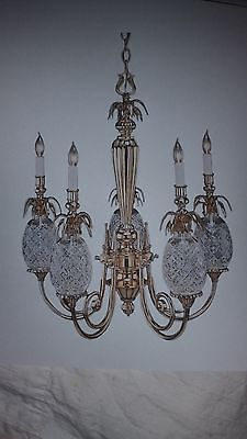 Waterford Hospitality Chandelier    Brand New in Box