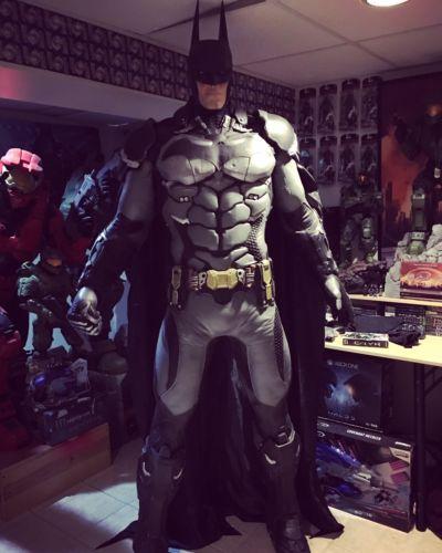 Life Size Batman Neca Statue