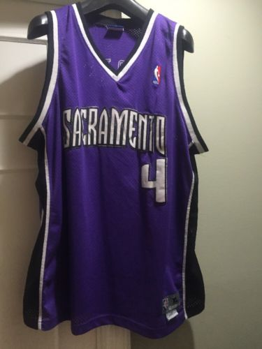 Nba Chris Webber Sacramento Kings Vintage Jersey Size XL
