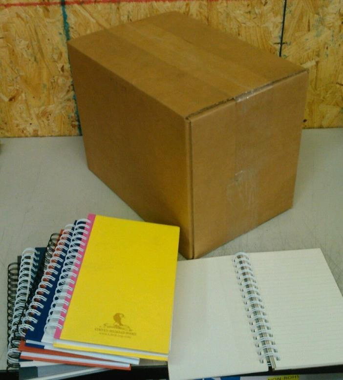Lot of 21 New recycled Blank Paper Notebook Journals 7 assorted styles