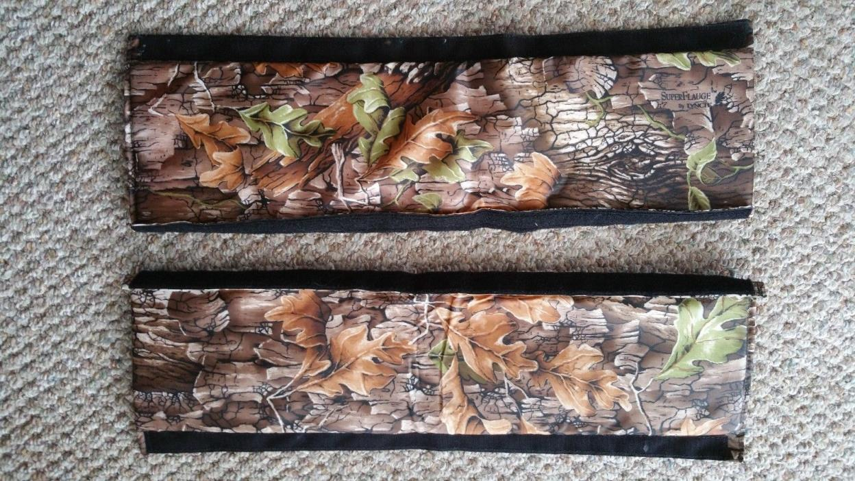 TREE LOUNGE ARM RAIL PADS AND PILLOW NEVER USED