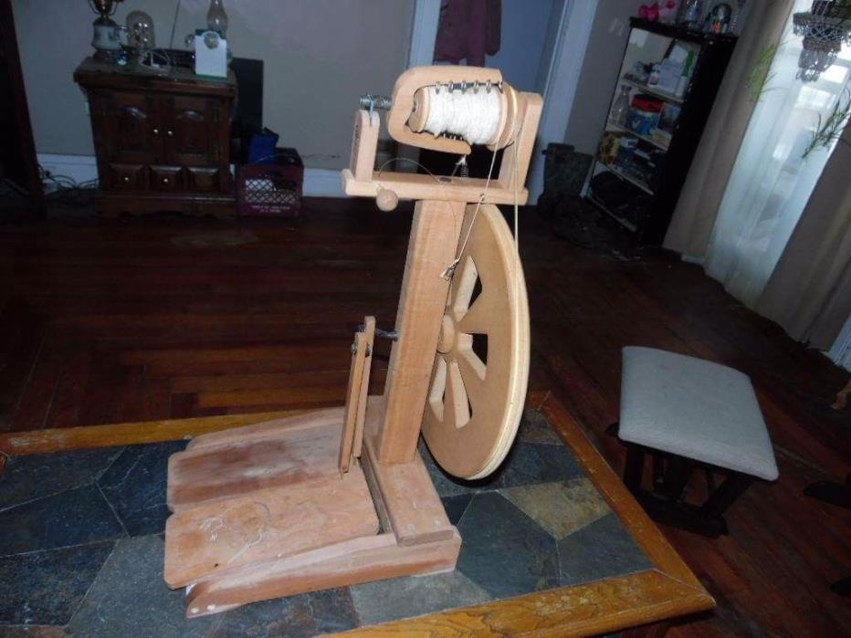 Ashford Kiwi Spinning Wheel