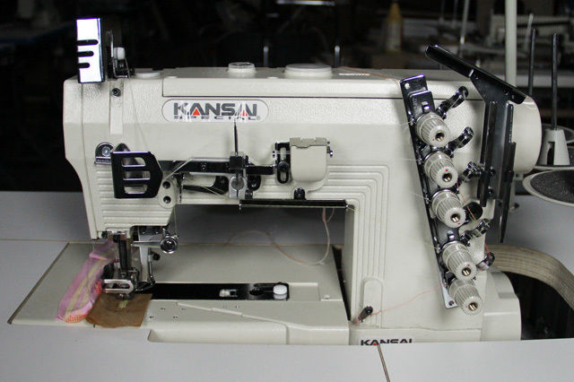 Kansai Special WX-8803MG Coverstitch Hemming and Binding Sewing Machine